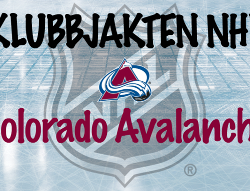 Klubbjakten NHL – Colorado Avalanche